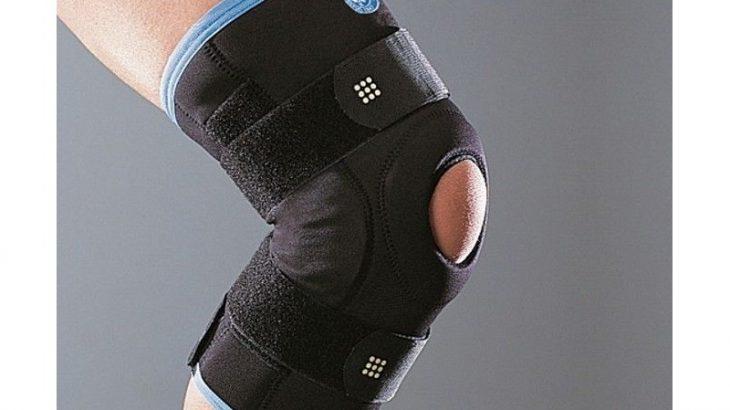 tutore ginocchio sport